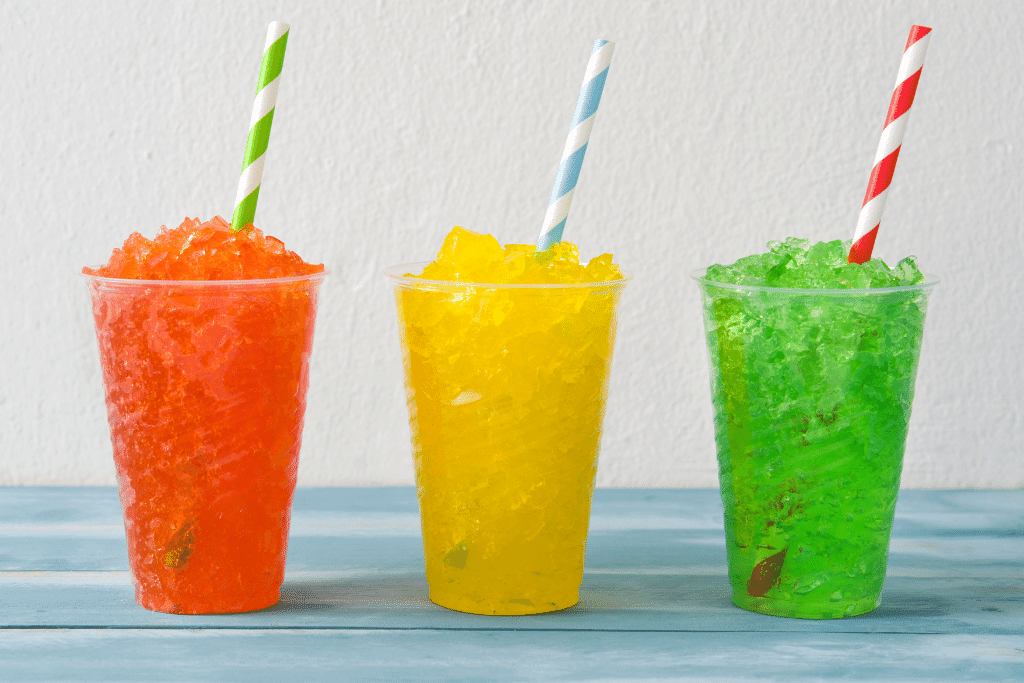 How to Make a Slushie with a Blender