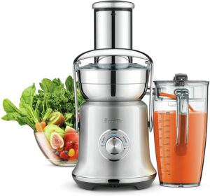 Breville BJE830BSS Fountain Cold Juicer