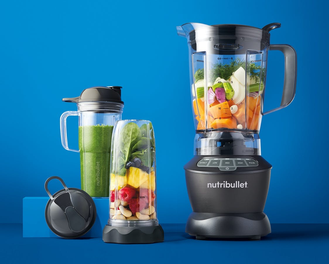 How is the Nutribullet Different from aBlender?